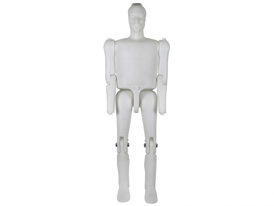 Star Bart crash test dummy with arms