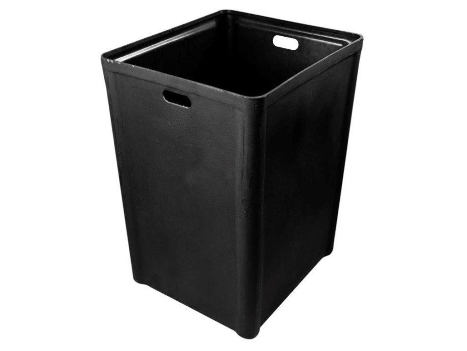 black square BB56L trash liner
