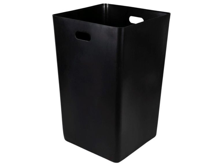 Black square SQS27 trash liner