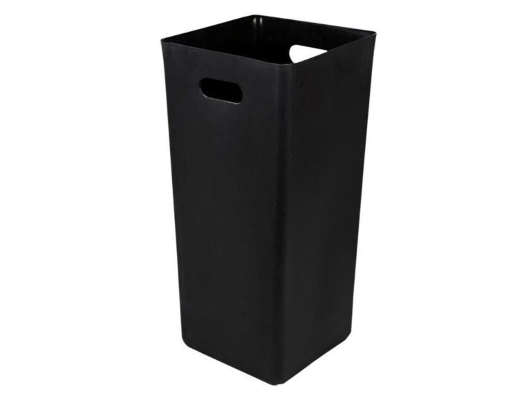Black square SQB29 trash liner