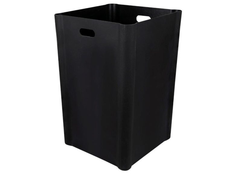 black square BB40L trash liner