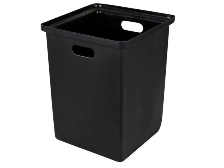 black square SQT18 trash liner