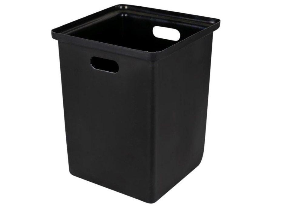 black square SQT18 trash liner