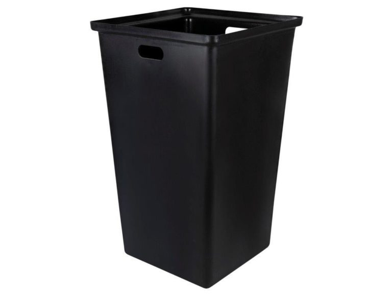 Black square SQS31 trash liner
