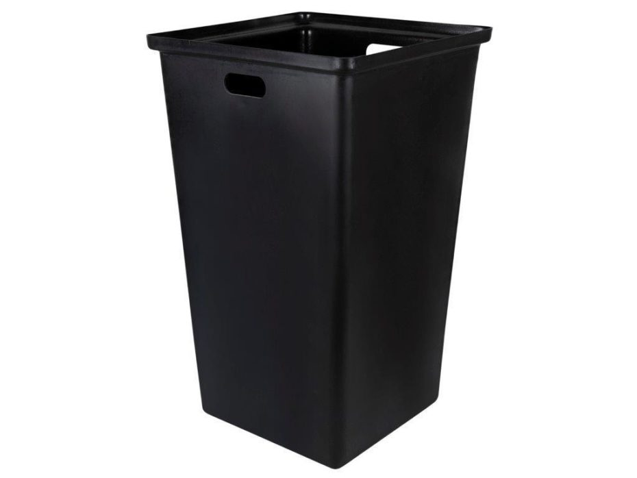 Black square SQS31 trash liner