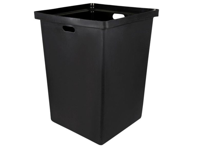 black square RECD27 trash liner