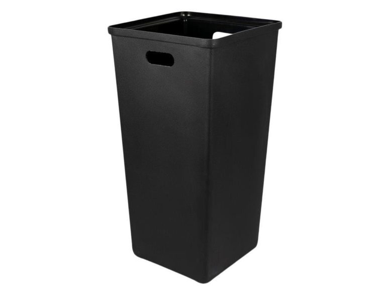 black square SQT29 trash liner
