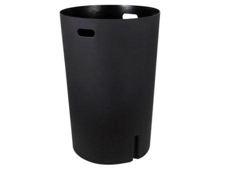 black circular RL2031 trash liner