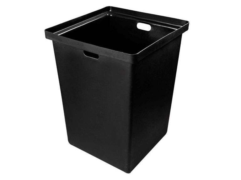 black square SQT31 trash liner