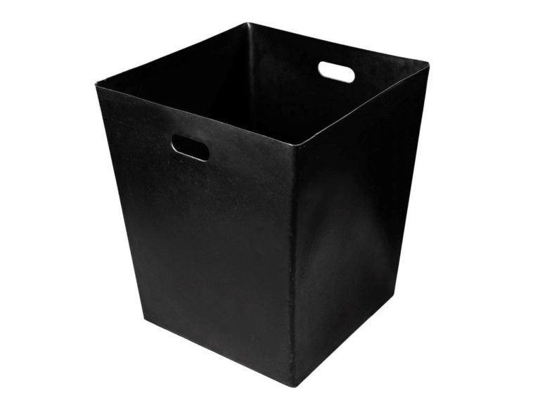 Black square SQRF23 trash liner
